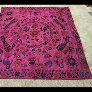 Other - Indian  handmade tapestry collectible wall decor